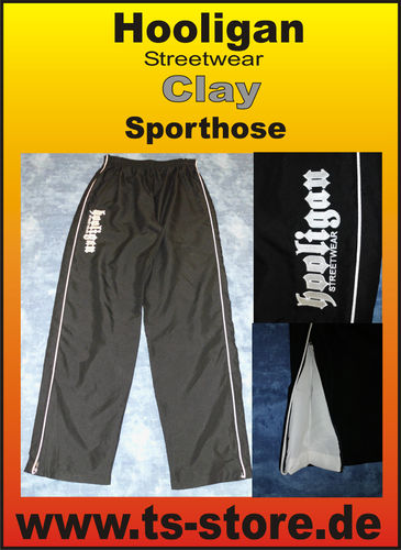 Hooligan - Sporthose / Jogginghose - Modell: Clay