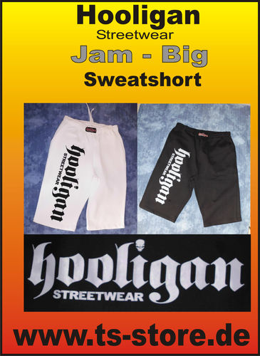 Hooligan - Sweatshort - Jam - Modell: Big